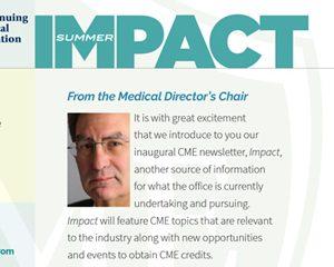 Inova CME Impact